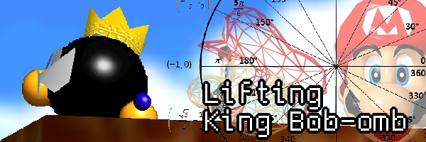 Lifting King Bob-omb thumbnail